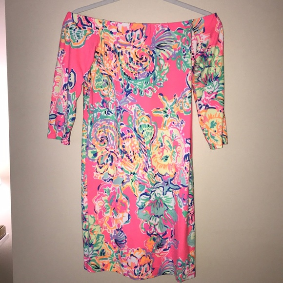 544659e7e752f6 Lilly Pulitzer Dresses & Skirts - Lilly Pulitzer- Laurana Dress - Small